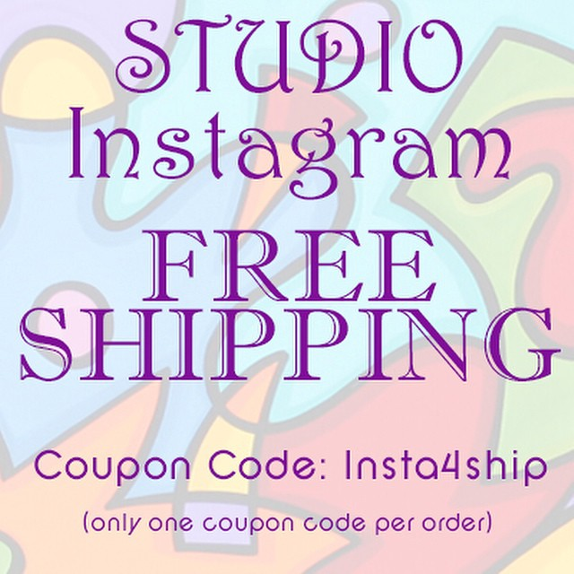 More fun coupons incentives for our studio event InstaSavings! Let the savings begin!! Today is our studio Instagram savings event both in studio and online.  Here is our live coupon special,  there will be assorted coupons throughout the day. And if you tag, follow, comment or like us we will DM you additional promo code you can use online!!! _______________________________________  #sonyapaz #sonyapazgallery #sonyapazstudio #sanjoseart #art #artist #paint #painting #drawing #drawings #paintings #ink #creative #sketch #myart #artwork #illustration #coupon #instasavings #artistsoninstagram #color #couponspecial #savemoney #onlinecoupon