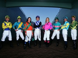 Successful Women Jockeys