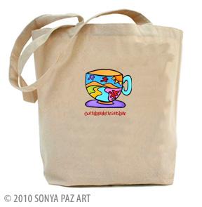 Gottahavalattesunshine - Tote Bag