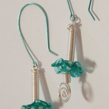Ballet Dreams - Earrings