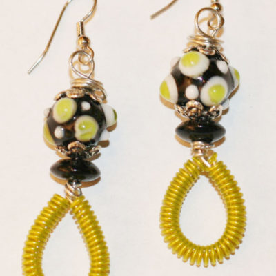 Jupiter Rising - Earrings