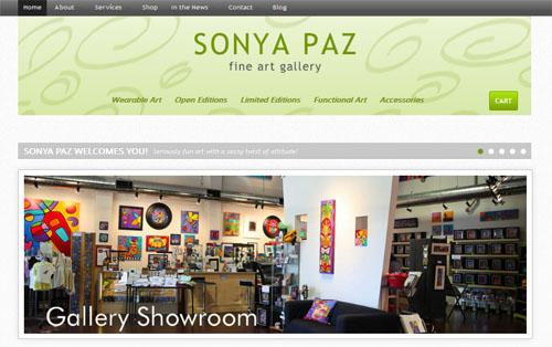 sonyapaz.com