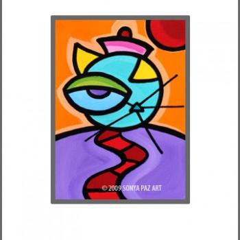 Carnival Cat #3