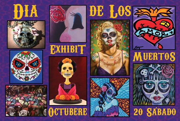 Dia de Los Muertos - Exhibit 2012