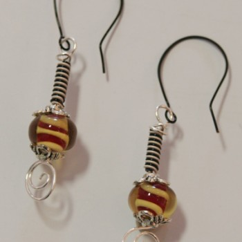 Amberlicious Earrings
