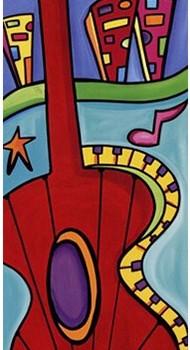 Rockabilly Red Music Ciy