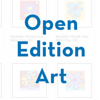 Open Editions