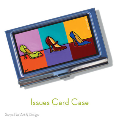 Issues Business Card Case