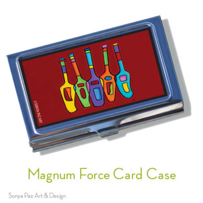 Magnum Force Business Card Case
