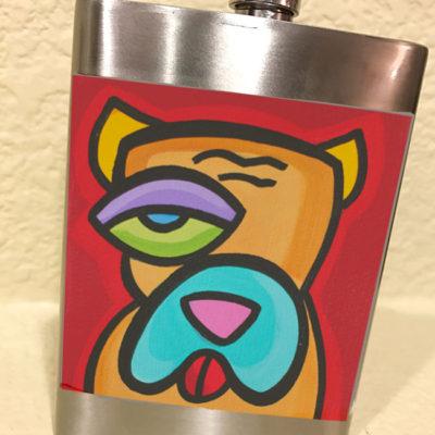 Flask - Buddy Boxer