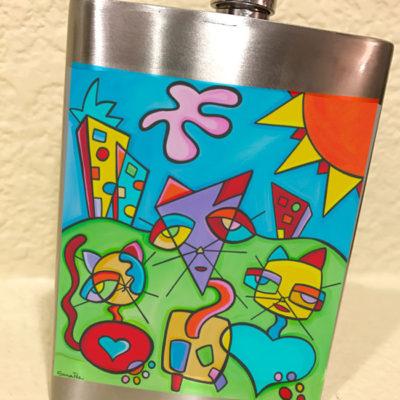 Flask - Catitude