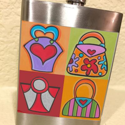 Flasks - Handbags
