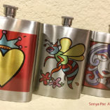 Sonya Paz Flasks
