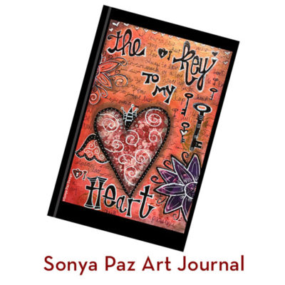 Journal - Key to my Heart