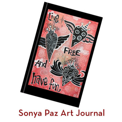 Journal - Live free and have fun